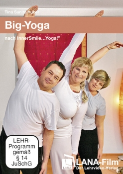 Big-Yoga nach InnerSmile...Yoga!® (DVD)