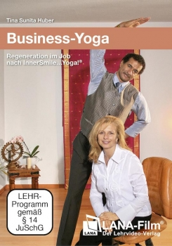Business-Yoga nach InnerSmile...Yoga!® (DVD)