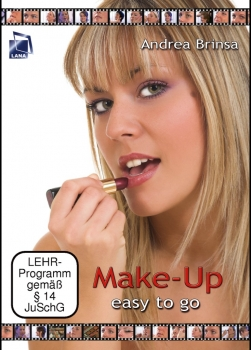 Makeup DVD  - Make-Up easy to go (DVD)