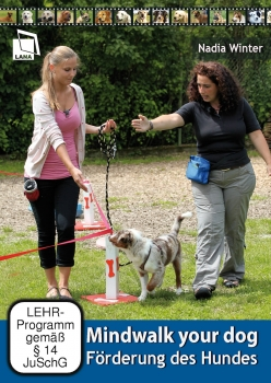 Mindwalk your dog - Förderung des Hundes (DVD)