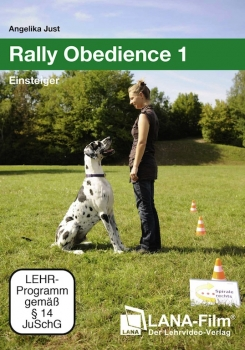 Rally Obedience 1 – Einsteiger (DVD)