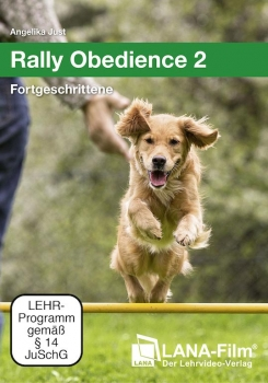 Rally Obedience 2 – Fortgeschrittene (DVD)